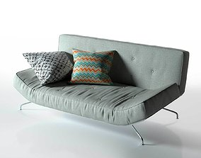 Sleeper Sofa 3D model