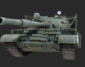 North Korea T-62M Pegasus Flying Horse Main 3D asset 1