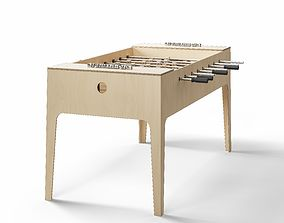 3D relax Foosball table