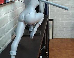Thundercats Cheetara Fragmintz 3D printable model