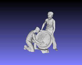 3D printable model Printle Couple 044