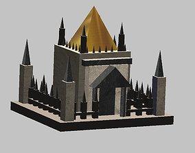3D model A Kings Temple