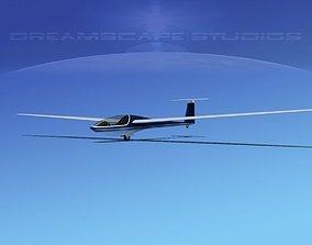 3D DG-400 17-Metre Sailplane V11
