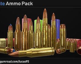 3D model Ultimate Ammo Pack