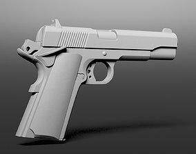 3D model M1911