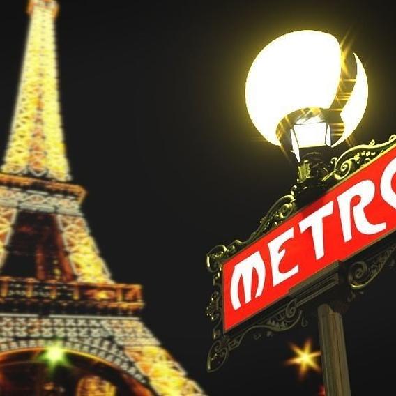 J'aime Paris :)