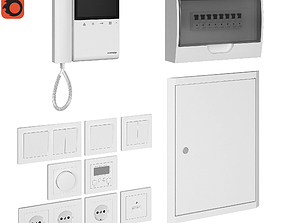 3D model Home electrician