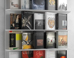 Books Set 14 3D fantasy