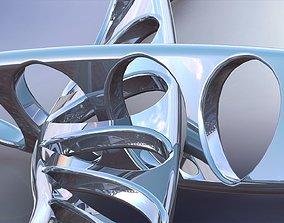 3D Infinity mobius