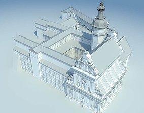 3D St Bernard Bernardynski Church