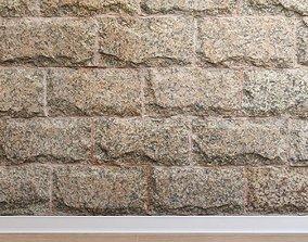 3D model Stone cladding Stone 014