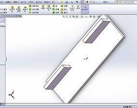 3D print model protect finger