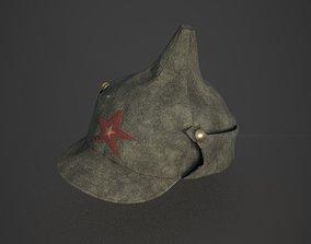WAR HAT 3D model