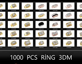 ring 1000 pcs 3dm