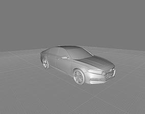 HONDA ACCORD SPORT SEDAN US 2018 3D PRINTING STL FILE