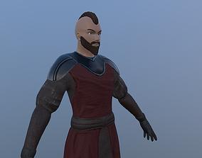 armor medieval 3D model armour