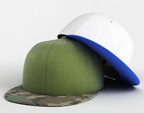 3D base Baseball Cap
