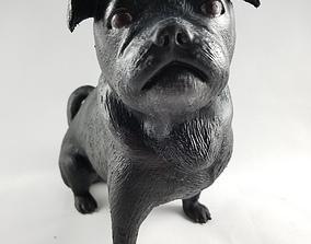 Frank the Pug 3D printable model