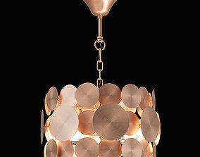 797041 Circo Lightstar Pendant chandelier 3D