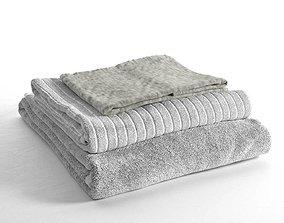 Towel Set 11 3D