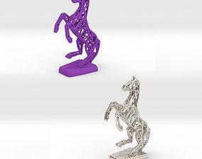 xeebone 3D printable model Horse
