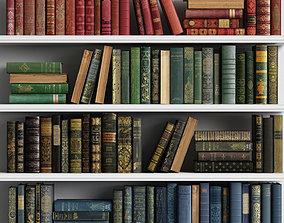 Classic Books 02 3D model