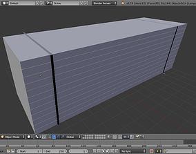 3D asset Lumber Boards
