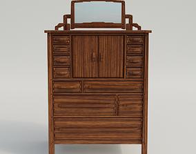 3D model Craftsman Chiffonier