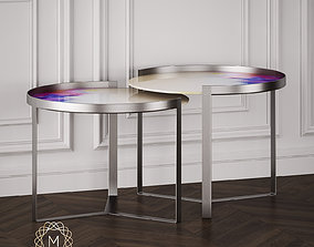 Nesting Table Carlo by My Imagination 3D model