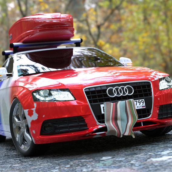 Audi avant B8