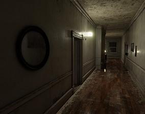 3D model HQ Modular RE Mansion