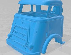 tamiya DAF A1600 Printable Cabin Truck
