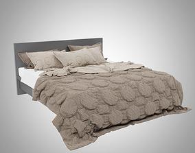 furniture 3D Modern Bed