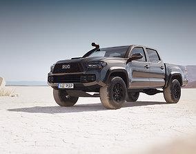 4x4 pickup truck 3D