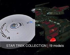 STAR TREK COLLECTION scifi 3D