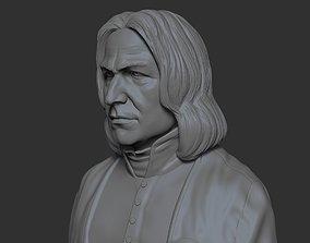 harry 3D print model Severus Snape
