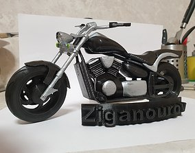 Suzuki Boulevard Printable model