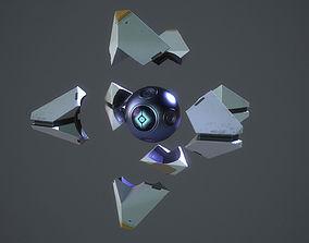 Ghost - Destiny 3D