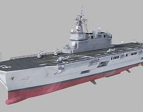Izumo class LPD 3D