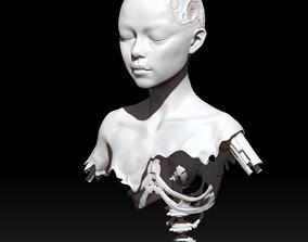3D printable model alita battle angel scrap
