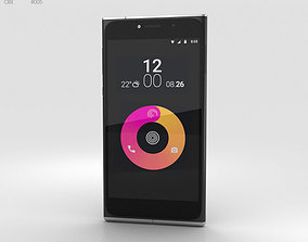 Obi Worldphone SF1 Black 3D model 4g