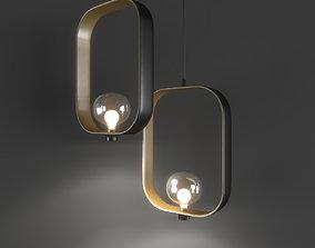 3D asset pendant lamp DLSS 9990P
