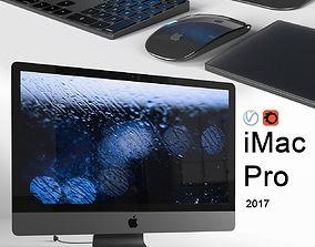 iMac Pro - 2017 - 3D model