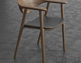3D model Artisan Naru Chair