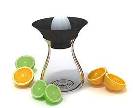 Fruit Juicer 3D