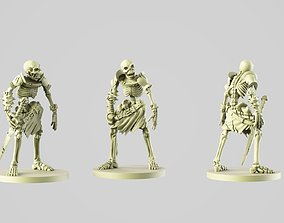 Skeleton 3D printable model