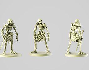 Skeleton 3D printable model