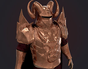 Draon Rook 3D asset