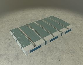 EDDB Hangar 5 3D model