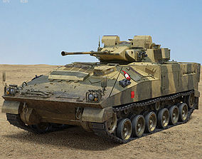 3D model FV510 Warrior